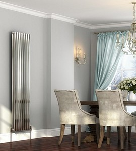 Cove S180/5D/PS Designer Stainless Radiators