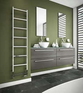 Liana 60/100/PS Designer Towel Warmer