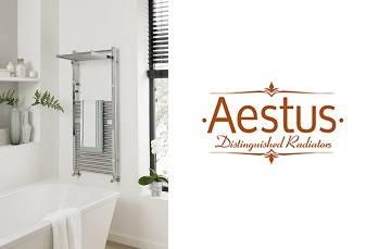 Aestus Duonique Multi-Rail On Display At Stylish Radiators!