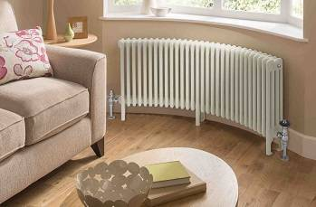 Curved Radiators - Nation Wide Delivery!