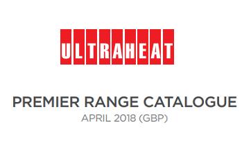 Ultraheat's New Premier Catalgoue!