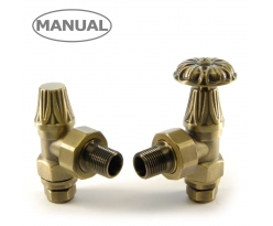 Abbey Angled Manual Valve