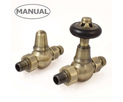 Commodore Straight Manual Valve