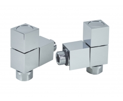 Valves - Angled Square Manual