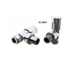 Eastbrook Angled Radiator Valve