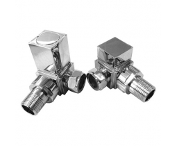 Eastbrook Square Corner Radiator Valve