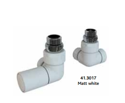 Eastbrook Corner Radiator Valve