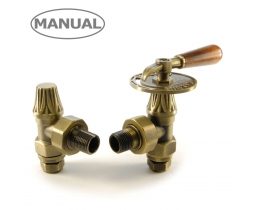 Abbey Angled Lever Valve
