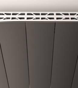 Vesima Chrome Cover Cap - Eastbrook Radiators