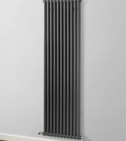 Fitzrovia Anthracite Vertical - Rads 2 Rails