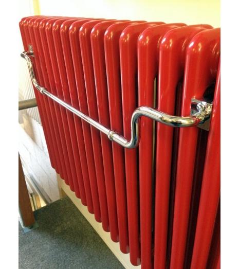 Column Towel Bar - Barlo Radiators