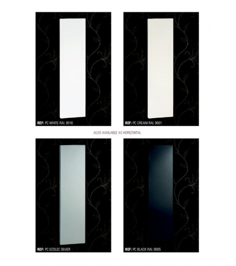 Radiant Panel <span> irad radiators </span> - Ecolec