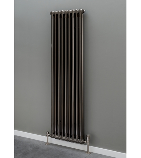 Cornel Bare Metal Vertical - Supplies 4 Heat