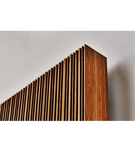 Bamboo Horizontal - Eskimo