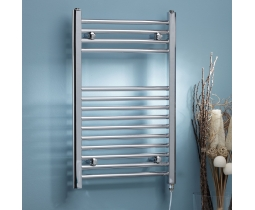 Electric Curved Thermostatic Towel Rail