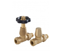Wheel Head Straight TRV Valve