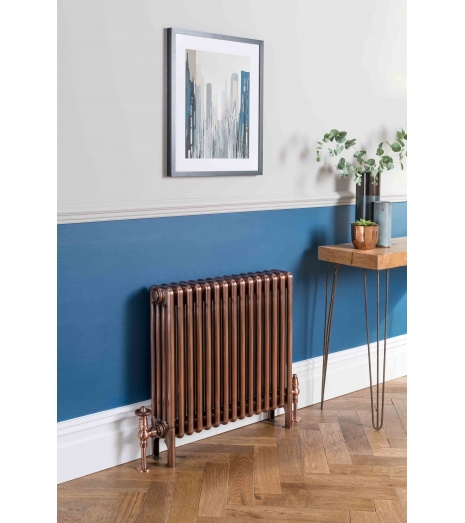 Ancona Galvanised Horizontal - TRC The Radiator Company